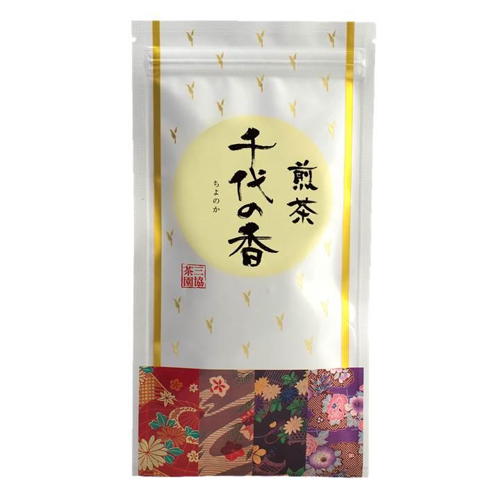 【煎茶】千代の香(ちよのか) 100g