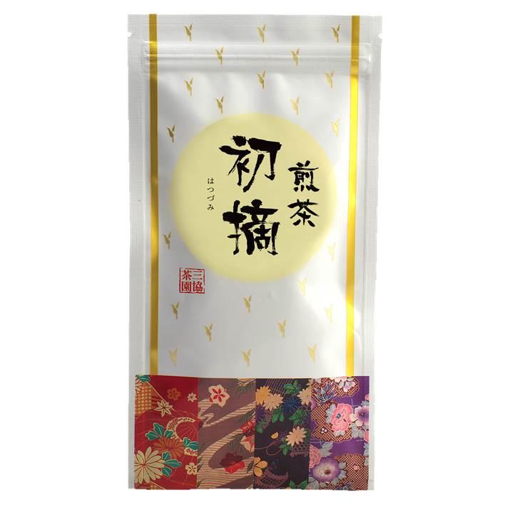 【煎茶】初摘(はつづみ) 100g