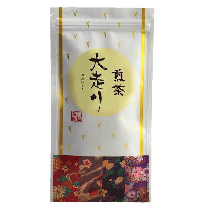 【煎茶】大走り(おおはしり) 100g
