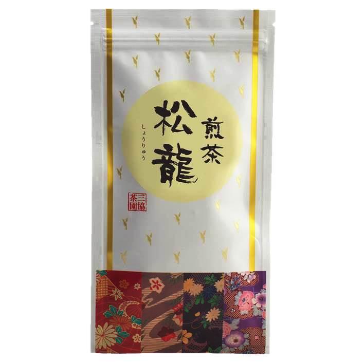 【煎茶】松龍(しょうりゅう) 100g