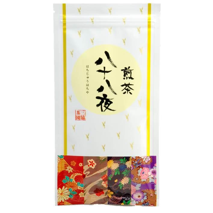 【煎茶】八十八夜(はちじゅうはちや) 100g