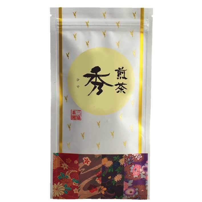 【浅蒸し煎茶】秀(ひで) 100g