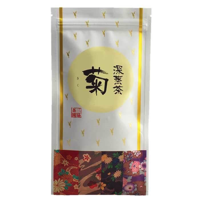【深蒸し茶】菊(きく) 100g