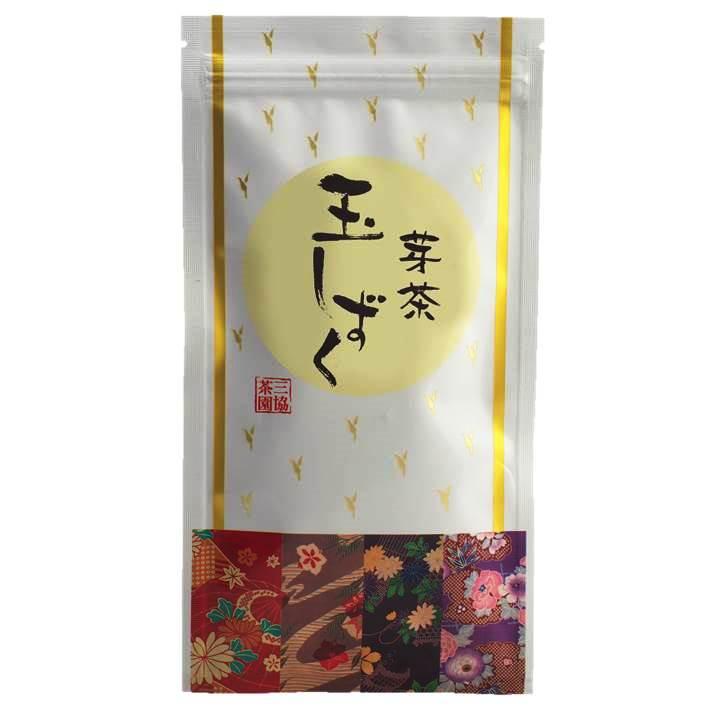 【芽茶】玉しずく(たましずく) 100g