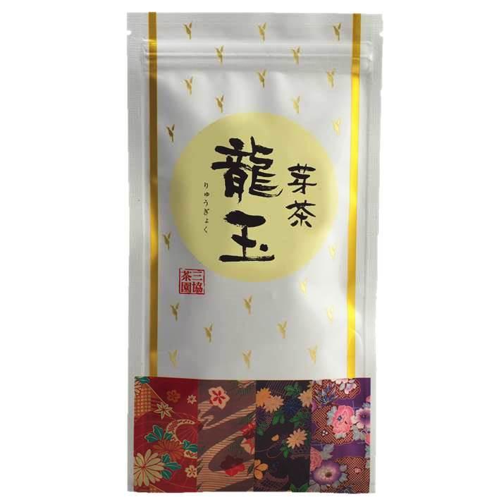 【芽茶】龍玉(りゅうぎょく) 100g