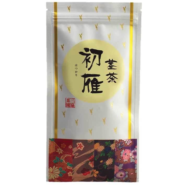 【茎茶】初雁(はつかり) 100g