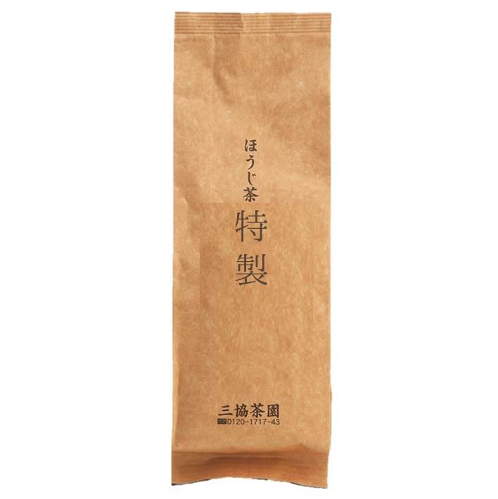 【ほうじ茶】特製(とくせい) 100g