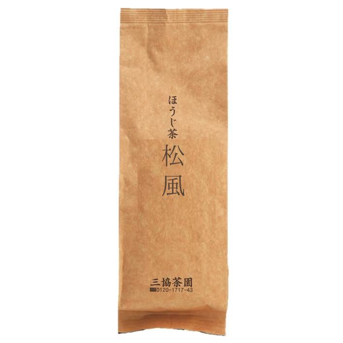 【ほうじ茶】松風(まつかぜ) 100g