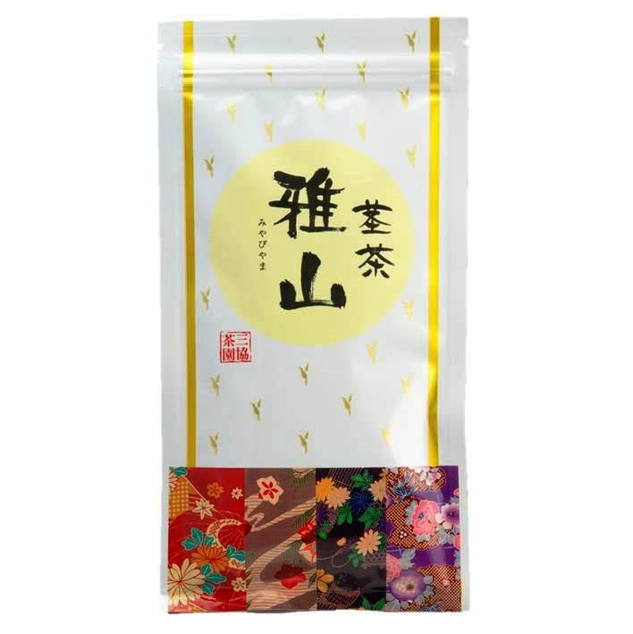 【茎茶】雅山(みやびやま) 100g