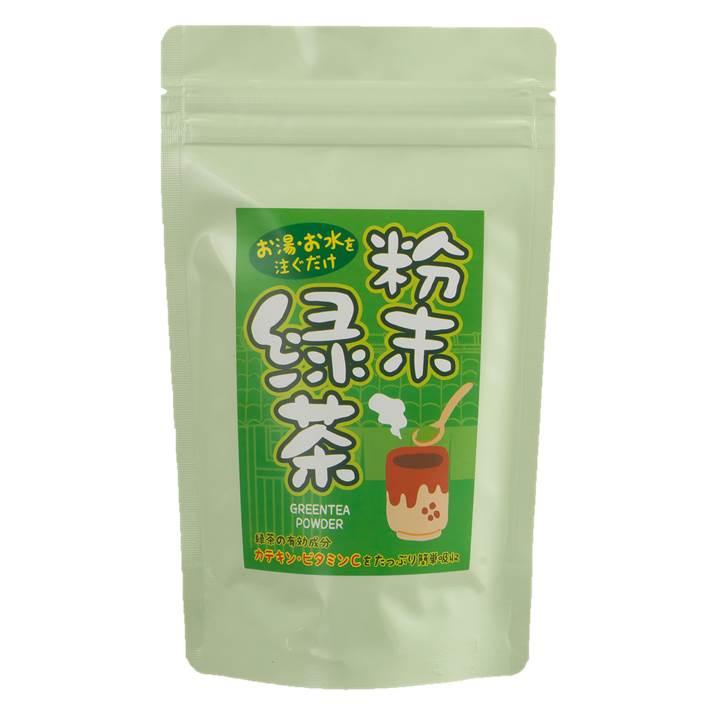 【粉末茶】粉末緑茶 100g