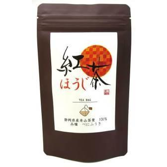 【新商品】紅茶ほうじティーバッグ 2.5gx15袋入