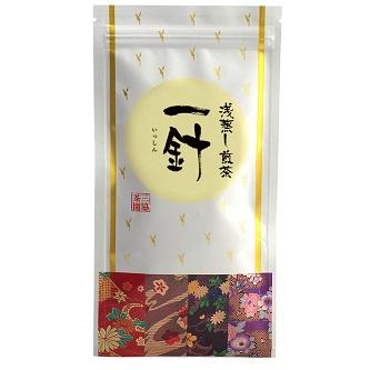 【浅蒸し煎茶】一針(いっしん) 100g