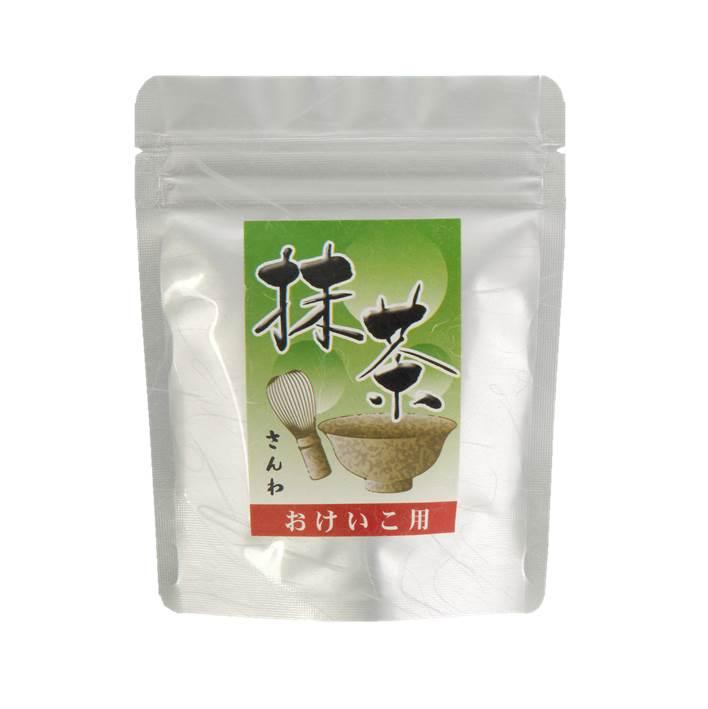 【抹茶】おけいこ用抹茶 50g