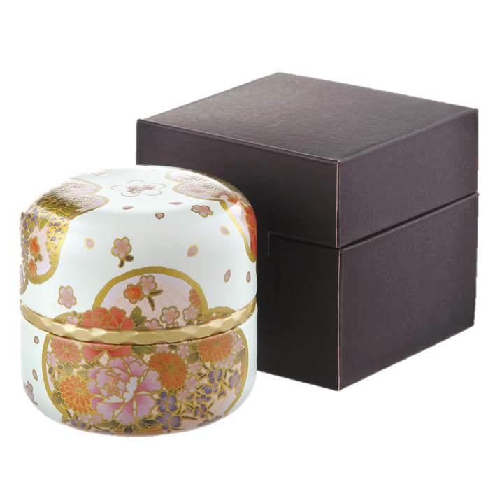 【web限定】煎茶 初香り 80gx1本 茶缶