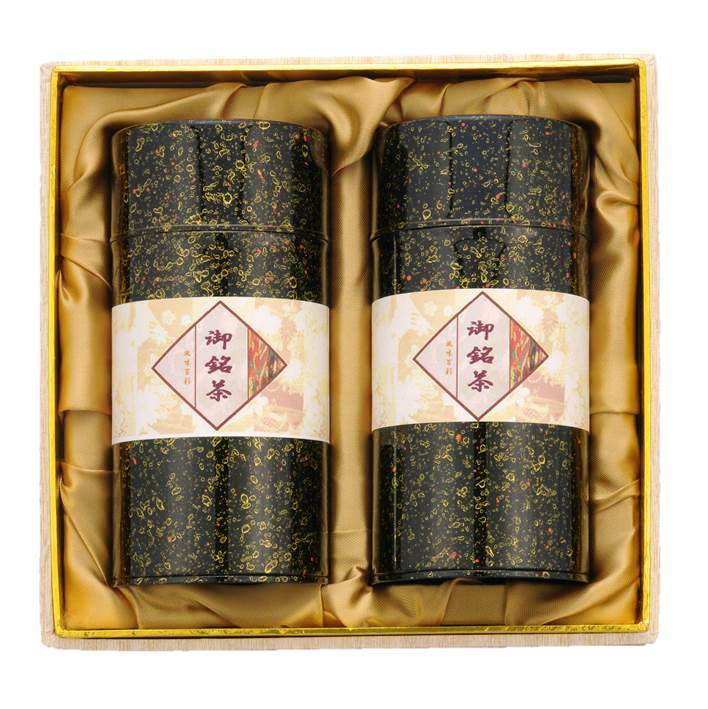 煎茶 初香り 200gx2本茶筒
